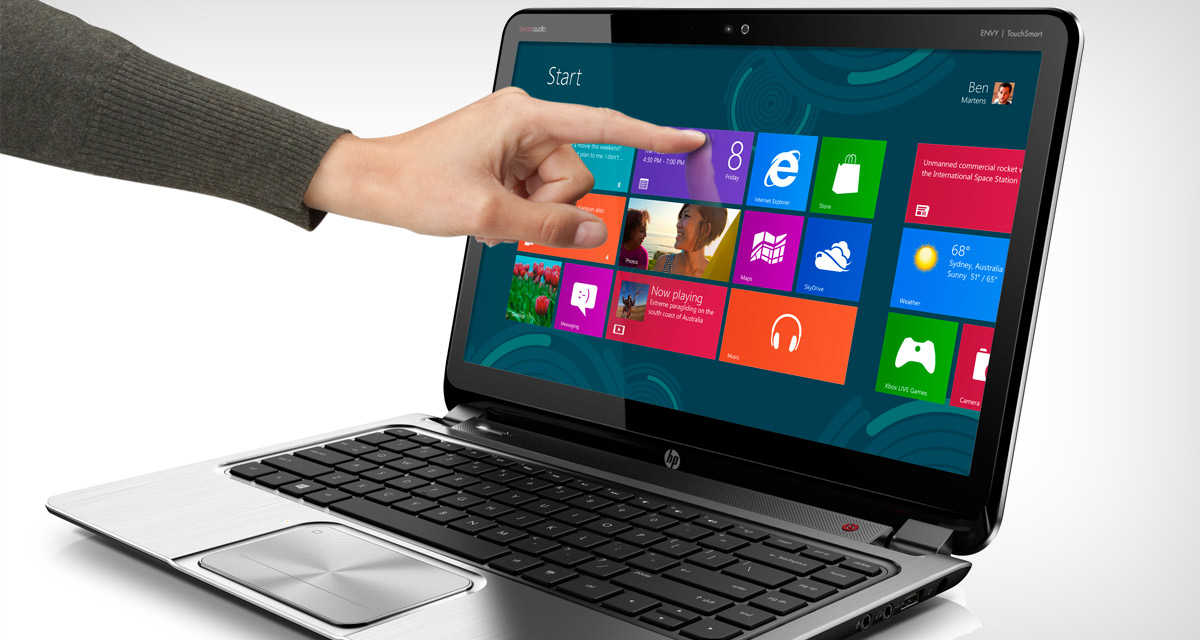 How to disable the touch screen display on your windows 8 computer.